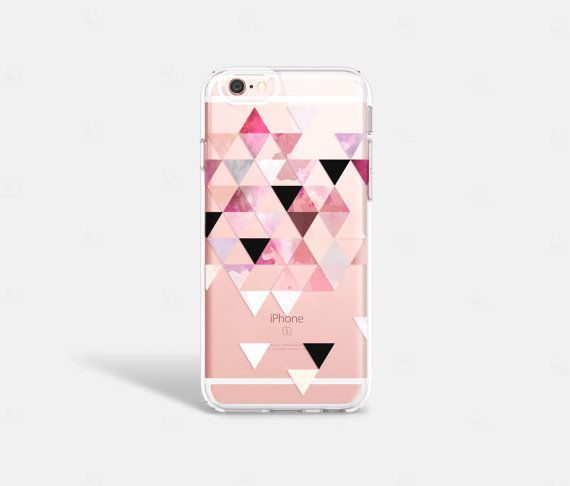 iPhone 6s Case Clear iPhone 6s Case Rubber iPhone by casesbycsera