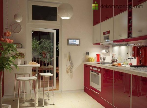 2015 mutfak dolabı modelleri