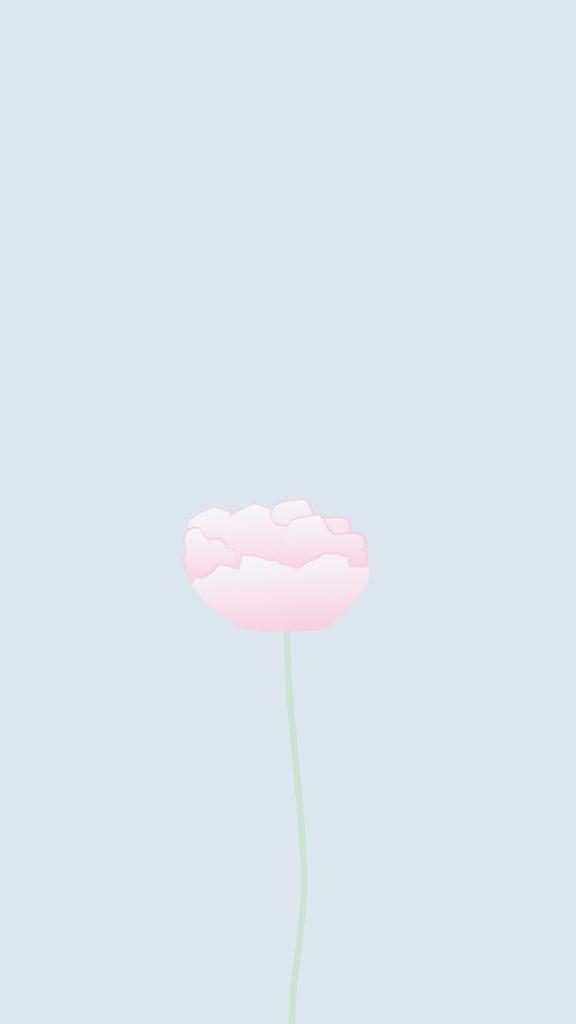 Flower In 2020 Minimalist Desktop Wallpaper Desktop Wallpapers Tumblr Iphone Wallpaper