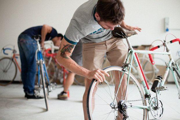 + vélo