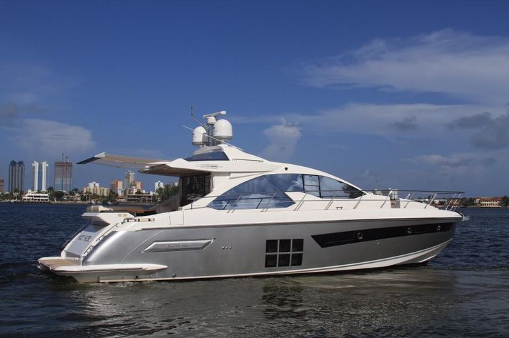 55 Azimut HUCK FATERS 2014 North Miami Beach | Denison Yacht Sales