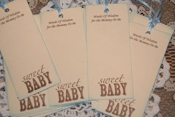 Wishes for Baby Boy Baby Shower Wish Tree by GreenAcresCottage, $15.00