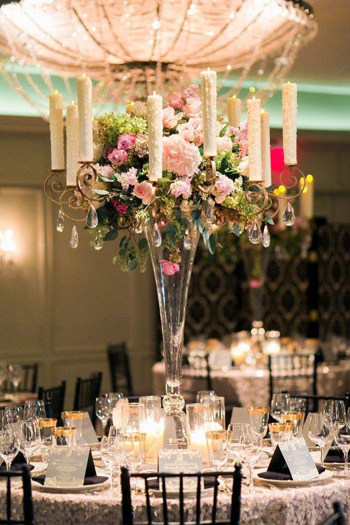 722 best Wedding centerpieces images on Pinterest Wedding