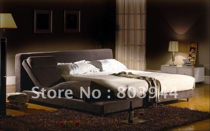 Купить товарТкань кровать в категории Кроватина AliExpress.          Мы производим все виды современного кровать,  Кожаная кровать,  ПУ кровать,  ПВХ кровать,  Мягкая к