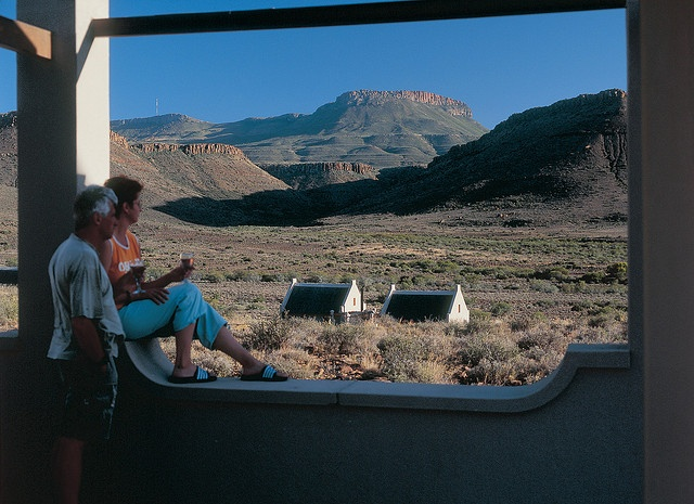 Karoo National Park outside Beaufort West - South Africa by South African Tourism, via Flickr