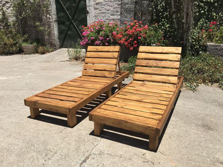 M s de 25 ideas incre bles sobre tumbonas de madera en - Tumbonas de madera ...
