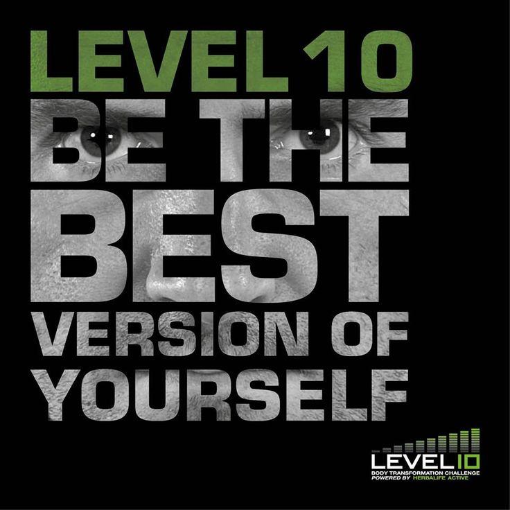 Soyez la meilleure version de vous même !
