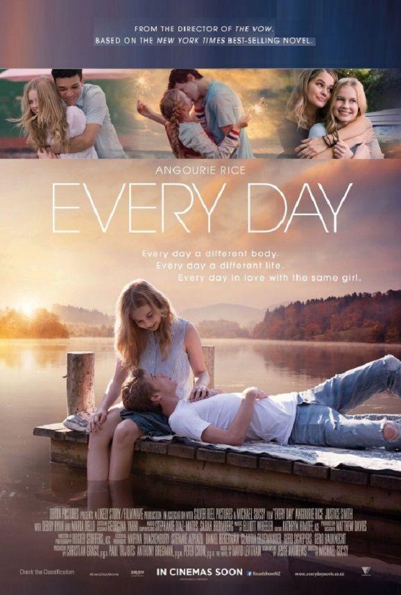 Every Day A Cada Dia 2018 Peliculas De Adolecentes Mejores Peliculas Romanticas Peliculas Recomendadas Netflix