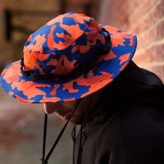 A$AP Ferg Is Turning Syracuse College Gear Into Streetwear