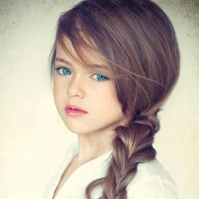 Cute little baby girl long hair styles 403×403 pxeles