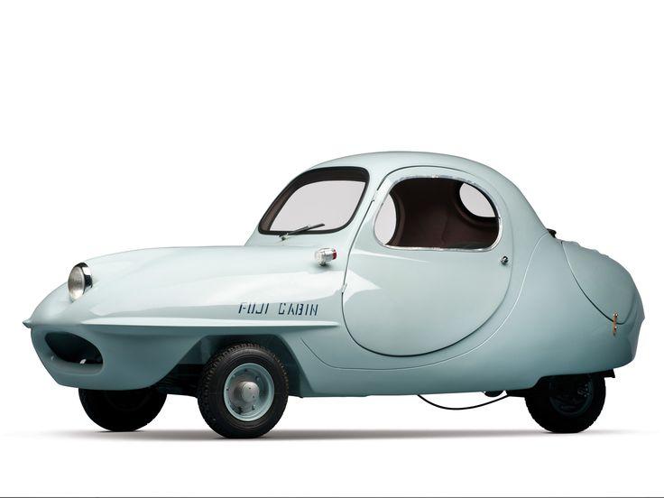 1955–58 Fuji Cabin