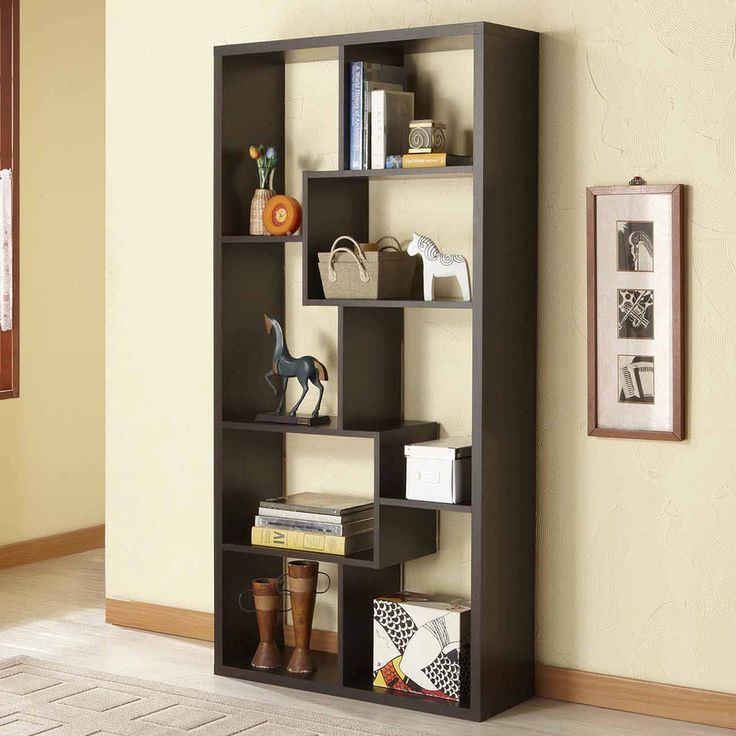 Furniture Of America Verena Contoured Leveled Display Cabinet/ Bookcase    Overstock™ Shopping   Great Deals On Furniture Of America Media/Bookshelves