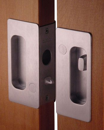 Cavity Slider Cl200 Flushhandle Hardware Pinterest