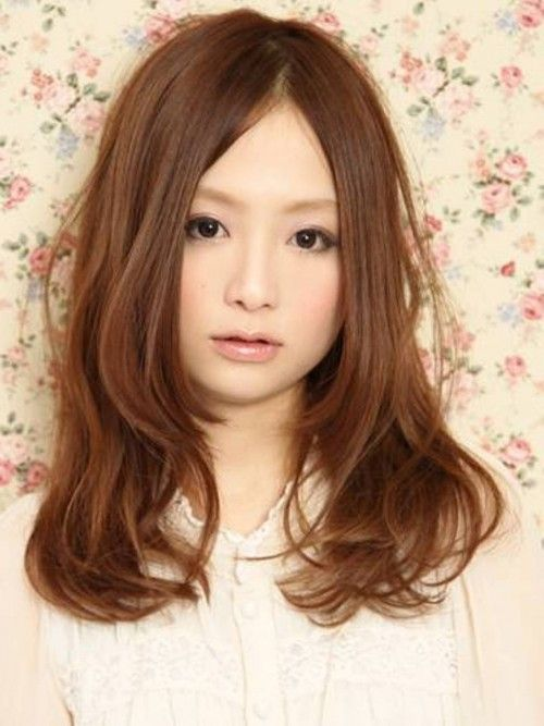 Famous Japanese Hairstyles for Women in 2014: cute japanese hairstyles