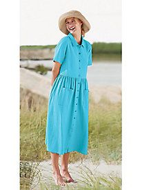 Captiva Weekend Dress by Appleseed