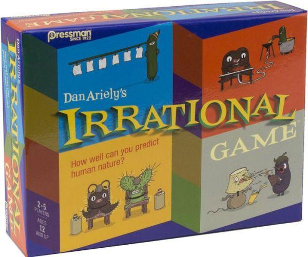 Irrational Game (Bonus Edition)