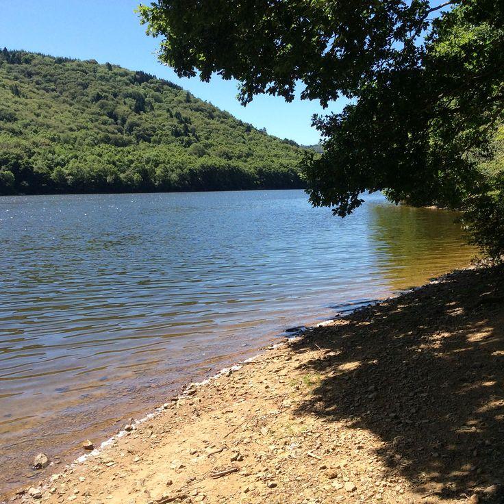 Lac des Fades-Besserve #combrailles #myauvergne #auvergne