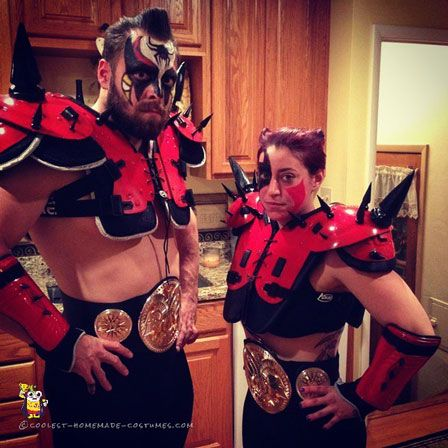 32 best WWE Costume Ideas images on Pinterest | Costume ideas ...