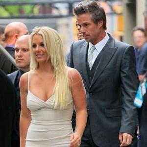 Britney Spears - Britney Spears Gets X Factor Spiritual Advisor