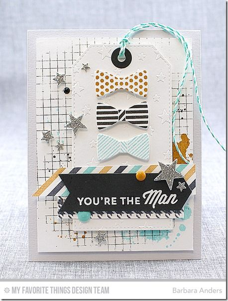 You're the Man–MFT May Creative Construction with Blueprints Design Team Challenge