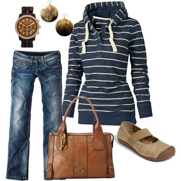 Nautical-ish....and I already have the bag!