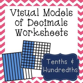 visual models of decimals worksheets 4th grade math decimals worksheets decimal number. Black Bedroom Furniture Sets. Home Design Ideas