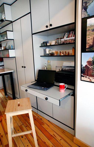 Meydan Architecture Design | Kasımpaşa Studio, Practical Desk