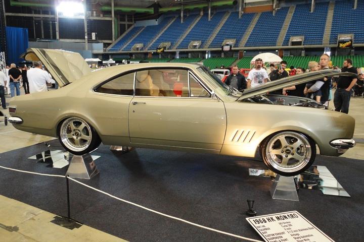 1968 Holden HK Monaro. The Aussie muscle car legend begins...