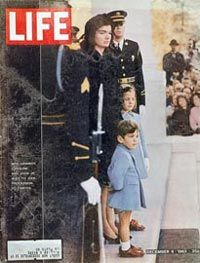 November 1963. What a sad time in History