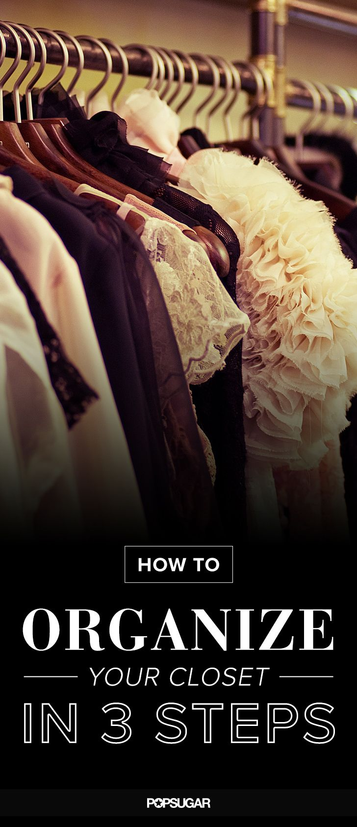 Your Closet Can Simplify Your Life The Art Of The Capsule: Organize Your Closet In 3 Easy Steps