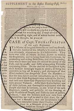 boston massacre essay conclusion Boston massacre essays on march 5, 1770, five colonists were killed and six wounded from british attack, who is to blame some people say captain thomas preston was.