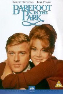 Jane Fonda & Robert Redford.  Hilarious film about newlyweds.   Neil Simon wrote it.  It's Funny.
