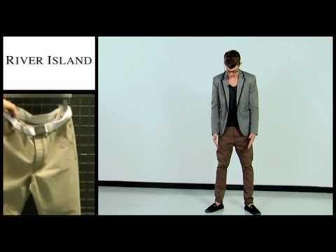 Chino Hosen - der neue Trend?
