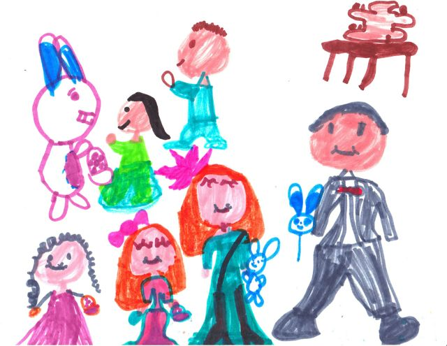 1000+ images about Art by Kids 5-7 Years Old on Pinterest ...