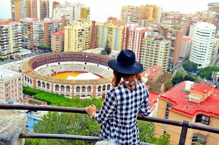 welcome to my world: { travel diary } Espana, Malaga, costa del sol, #primark