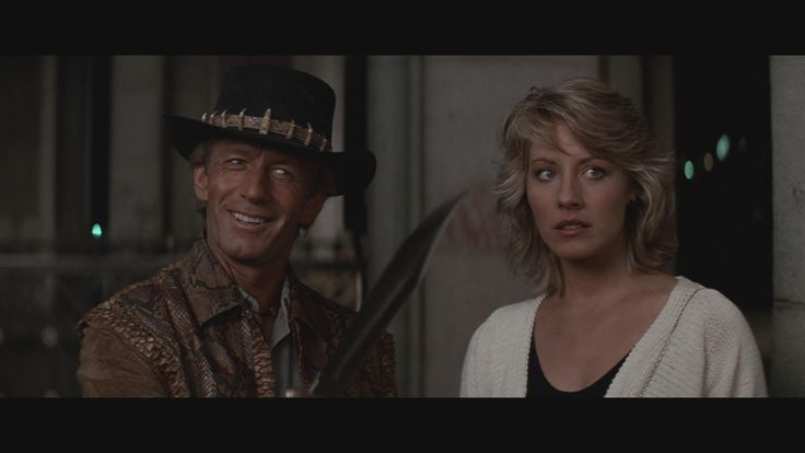 crocodile dundee   Crocodile Dundee / Crocodile Dundee II Blu-ray Review   High…