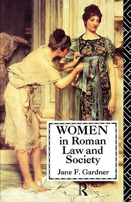 Women in Roman society were not given much power. The politics and trades were mostly dominated by men. One reason was because they were afraid by powerful, educated women like queens.