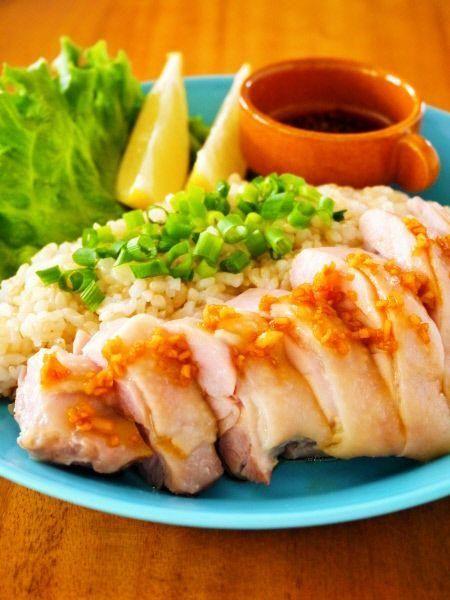 【材料】1人分鶏もも肉・・・150g