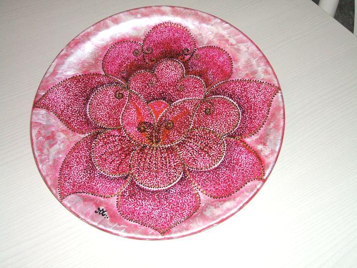 rosa bordeaux