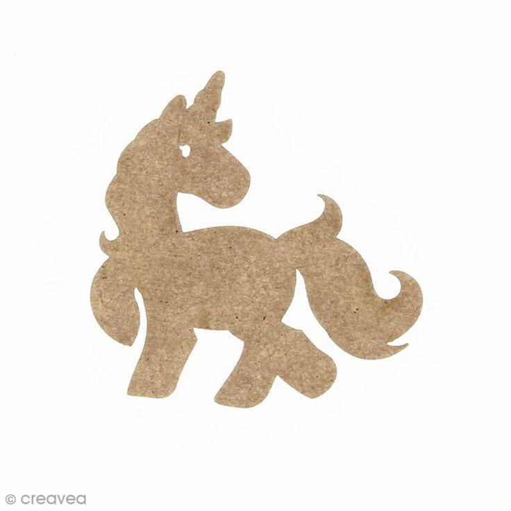 Compra nuestros productos a precios mini Unicornio de madera para decorar - 5 x 5 cm - Entrega rápida, gratuita a partir de 89 € !
