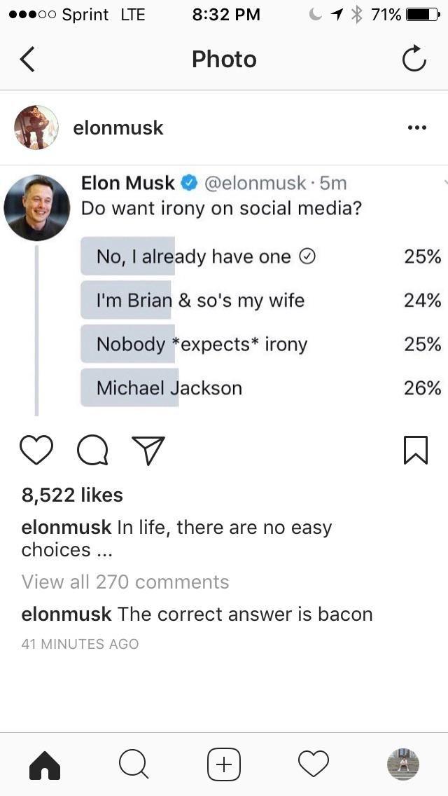 Found on Elon Musk's insta http://ift.tt/2sXoUqk