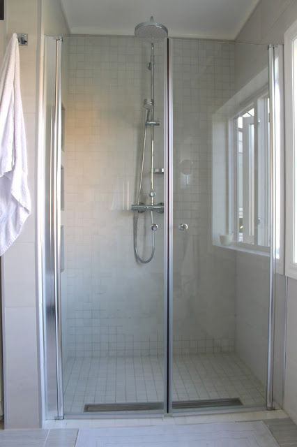 Bathroom, shower