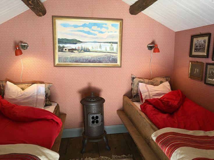 Our guesthouse #hälsingland #interior #lantliv