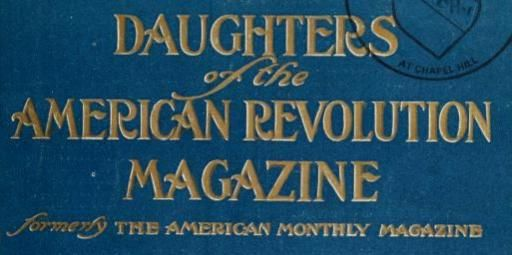 We have included 29 volumes of the Daughters of American Revolution Magazine spanning 30 years (1893 to 1923).  The magazines are searchable and freely available. 1893 Jan          [ digital copy ]…