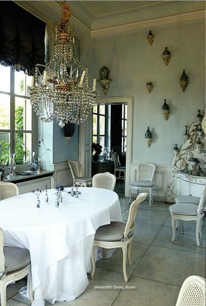 French Provincial Kitchen Decor