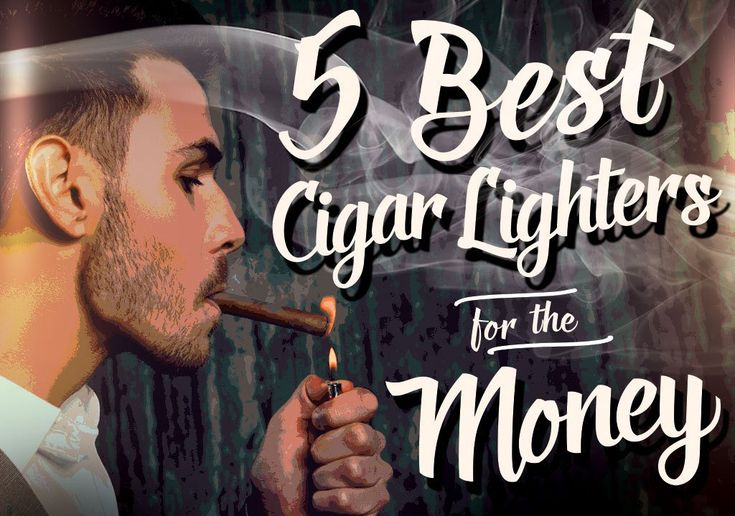 Don't get burned - if you're in the market for a good cigar lighter, this one is a must-read. Get an up-close look at the 5 best cigar lighters to serve-up the holy trinity of consumer confidence: Quality, Reliability, and Value.