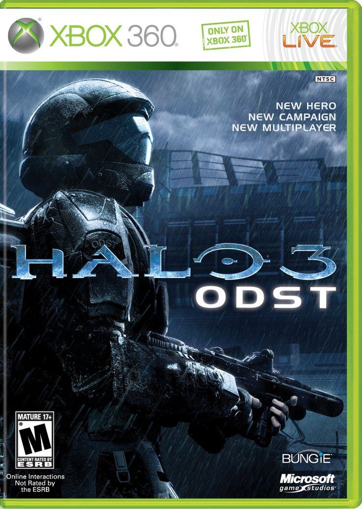 Halo 3 ODST - Bungie / Microsoft