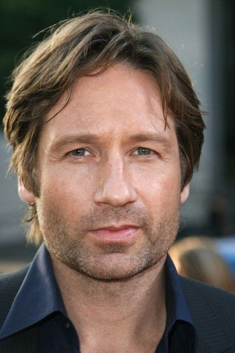 David Duchovny with that Hank Moody hair in 2019   David ...