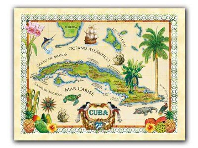 Best Map Cuba Ideas On Pinterest Map Of Cuba Cuba On World - Map cuba