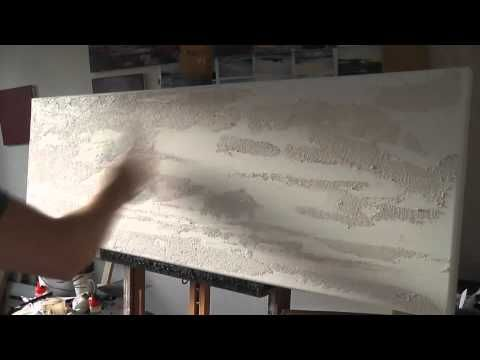 Acrylic painting Tutorial - YouTube